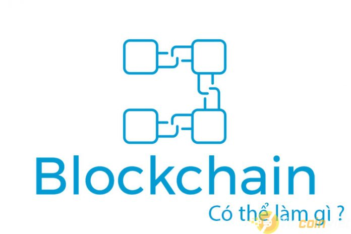 blockchain co the lam gi